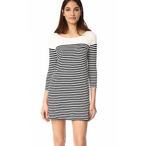 ❤️ Joie 'Alyce' Light Knit Striped T-Shirt Dress